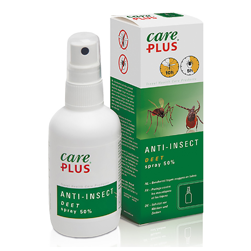 KOFFERBOX Inhalt - Repellent Deet 50